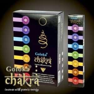 Goloka Black 7 Chacras