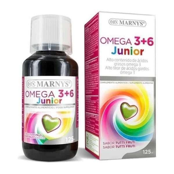 Omega 3 6 Junior MARNYS 125 ml