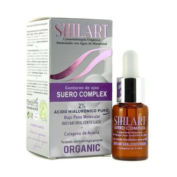 Suero Complex Acido Hialurónico Shilart