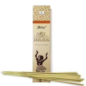 Balaji Art Of India Masala incienso 15g