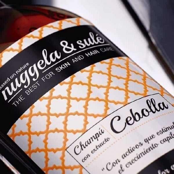 Champú Premium Nº1 Nuggela Sulé 250 ml