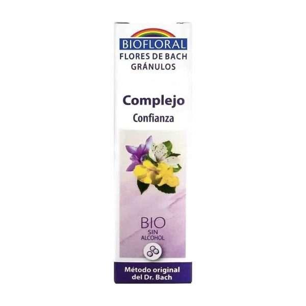 Flores De Bach Complejo Confianza Biofloral