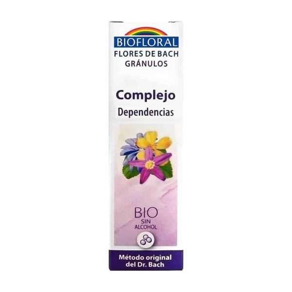 Flores De Bach Flores De Bach Complejo Dependencias Biofloral Biofloral 20 ml