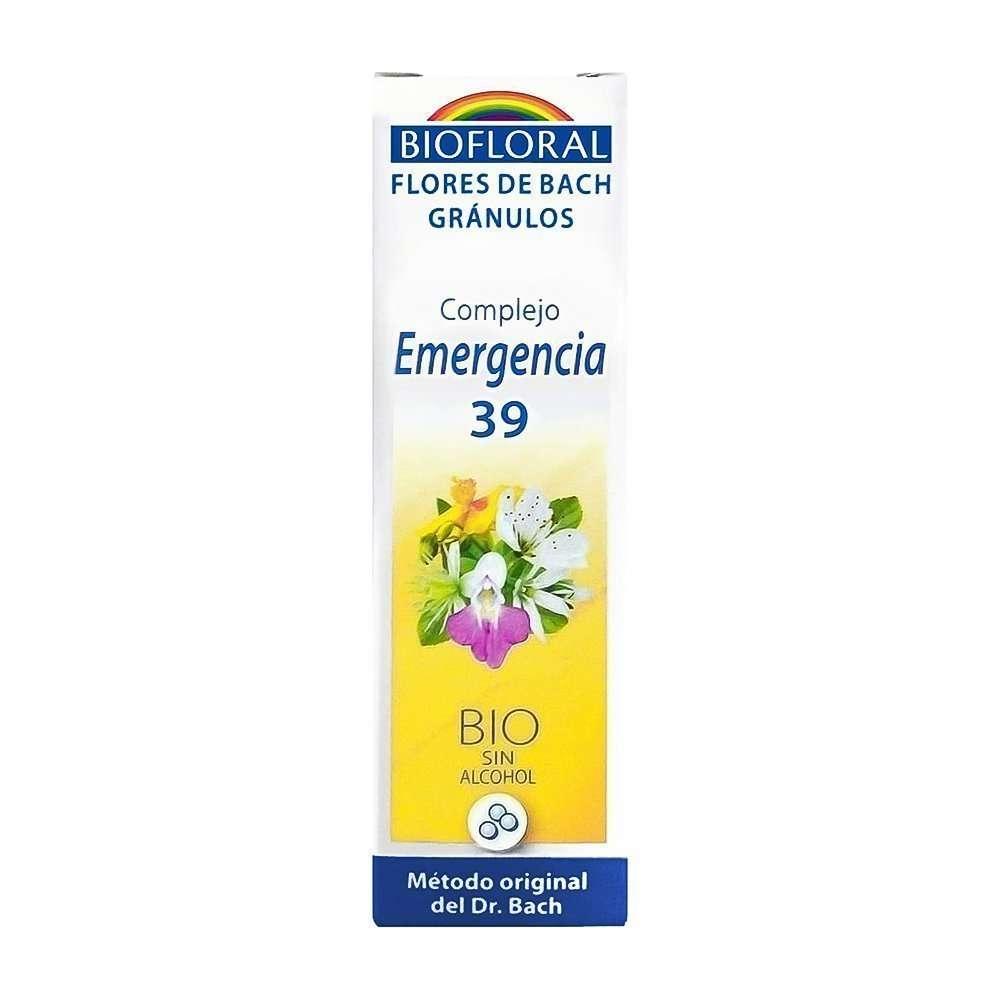 Flores de Bach Complejo Emergencia 39 Biofloral 20ml
