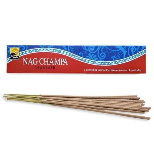 Maya Nag champa Masala incienso 15g