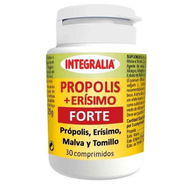 Própolis Erísimo Forte Integralia 30 masticables