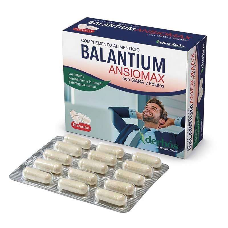 Balantium Ansiomax Derbós