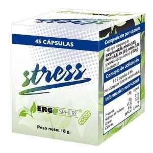 Ergosphere Stress 45 cápsulas