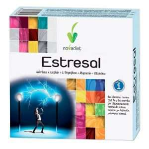 Estresal noVadiet 60 cápsulas