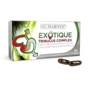 Exotique Tribulus Complex MARNYS 30 cápsulas