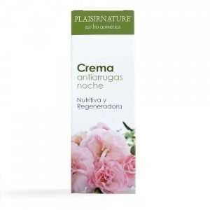 Plaisirnature Crema Antiarrugas Noche Eco-Bio Integralia 50 ml