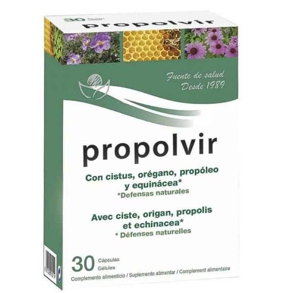 Propolvir Bioserum 30 cápsulas