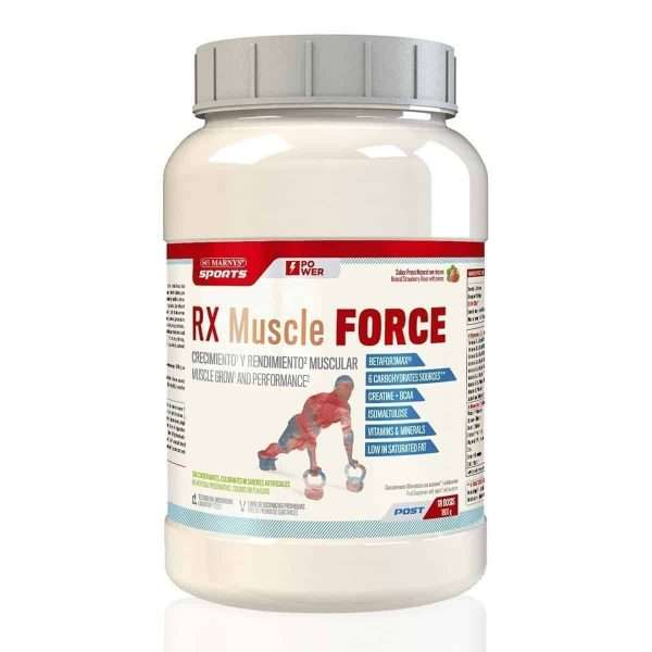 RX Muscle FORCE MARNYS SPORTS 1800 g