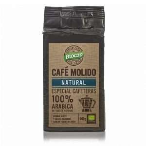 Café molido Arábica 100% Biocop 500gr