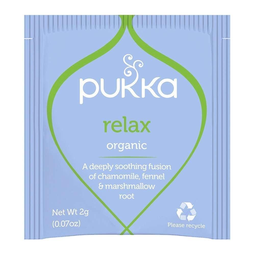 Infusión Relax PUKKA 20 sobres