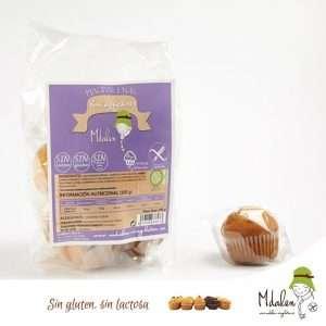 Magdalenas sin Azúcar sin gluten Mdalen 300 gr