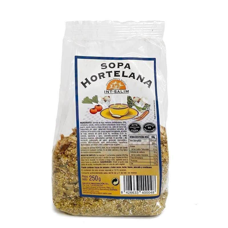 Sopa Hortelana Int Salim 150 gr