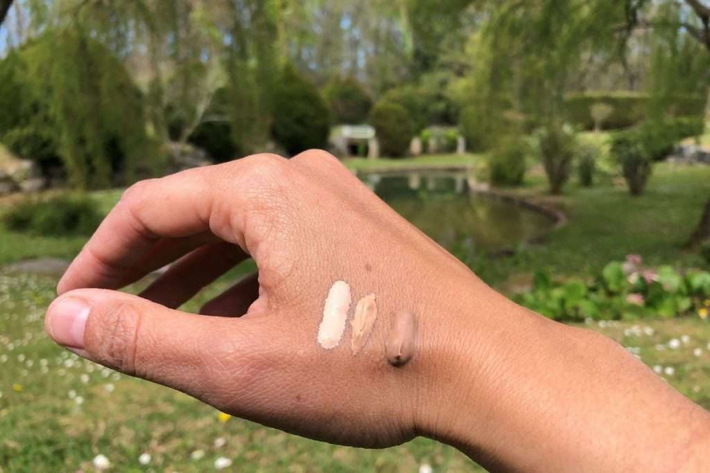 Crema Facial Solar con color Bio Alga Maris
