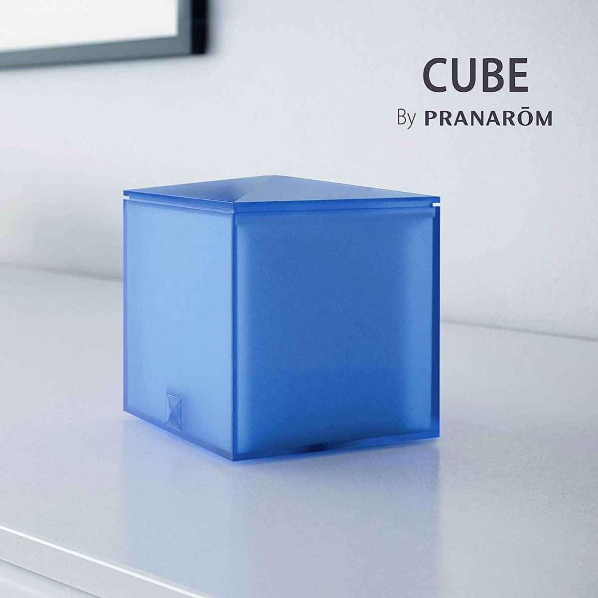 Difusor Aceite Esencial Ultrasónico Cube Pranarom 300ml