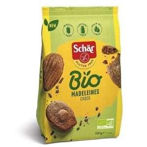 Magdalenas Chocolate Bio Sin gluten Sin lactosa Schär 150 gr