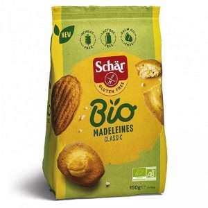 Magdalenas Clasic Bio Sin gluten Sin lactosa Schär 150 gr