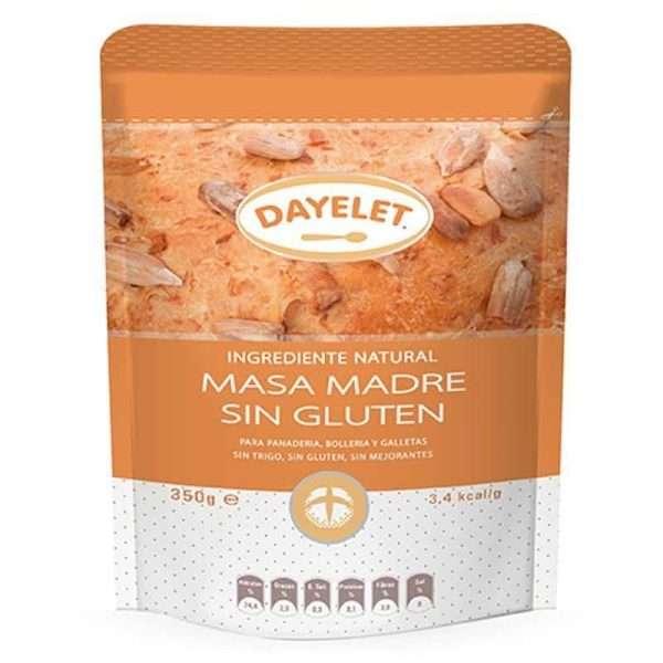Masa Madre sin gluten Dayelet 350 gr