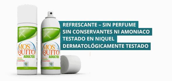 Mosquito Adultos Spray Repelente Noefar