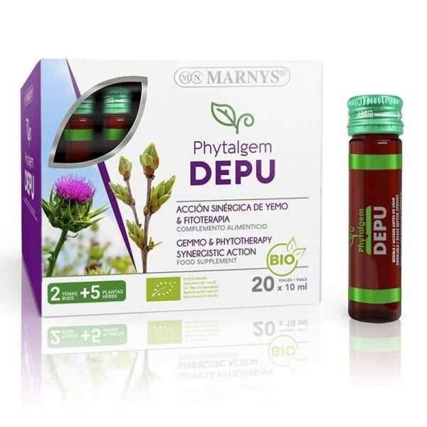 Phytalgem Depu Marnys 20 viales