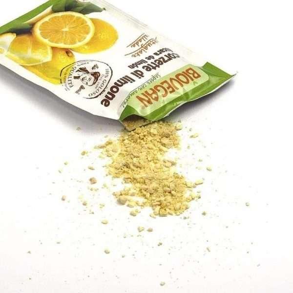 Ralladura de limón ecológica Biovegan