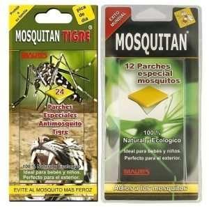Repelente Mosquito Tigre Mosquitan