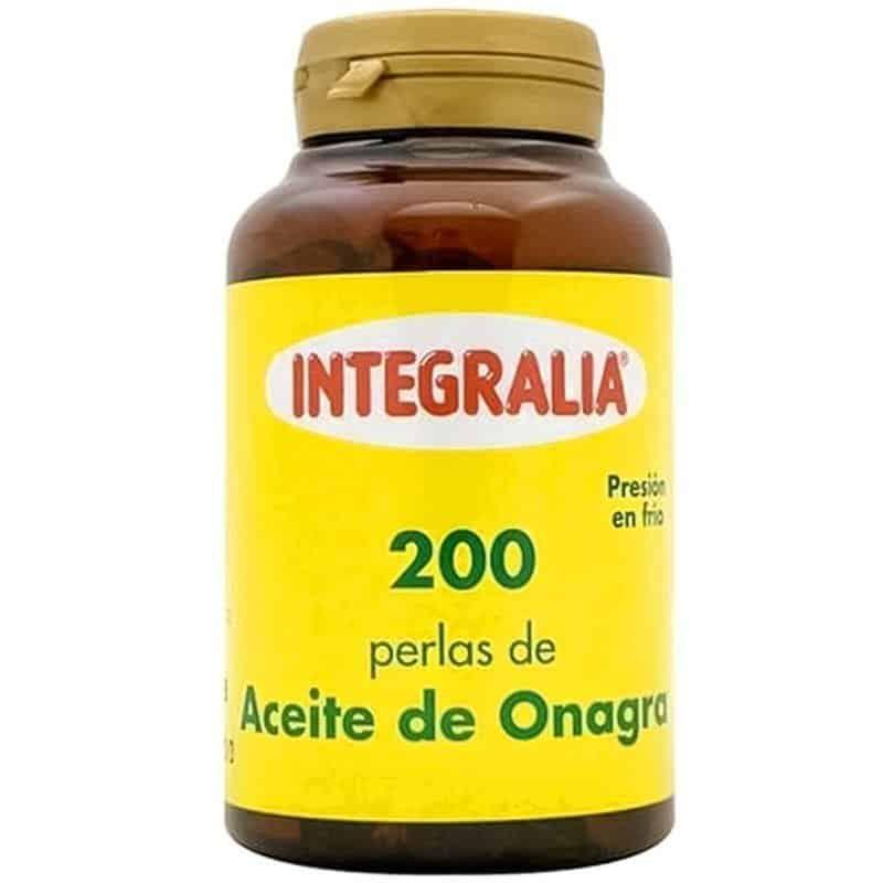 Aceite de Onagra Integralia 200 perlas 500mg