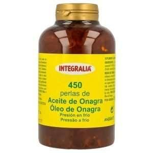 Aceite de Onagra Integralia 450 perlas 500mg
