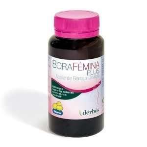 BoraFemina Aceite de Borraja Derbós 120 perlas