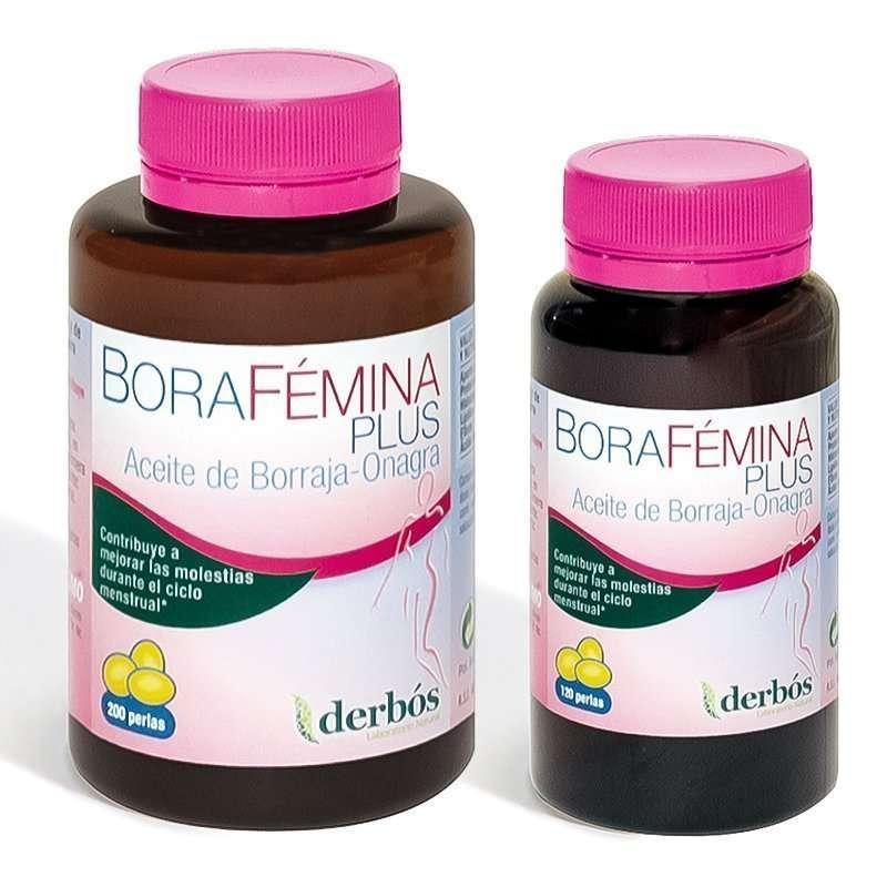 BoraFemina Aceite de Borraja Derbós