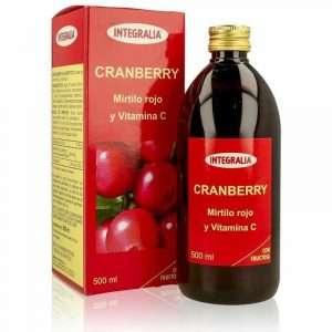 Cranberry Jarabe Integralia 500ml