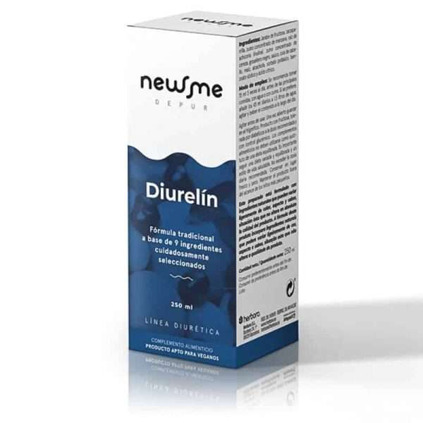 Diurelin Newme Depur 250ml