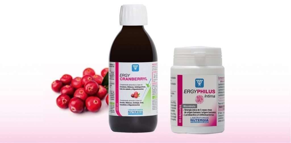 Ergyphilus Intima Nutergia 60 cápsulas