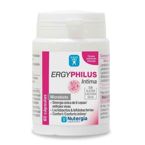 Ergyphilus Intima Nutergia 60 caps