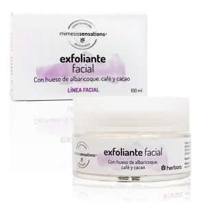 Exfoliante facial Mimesis Sensations 100ml