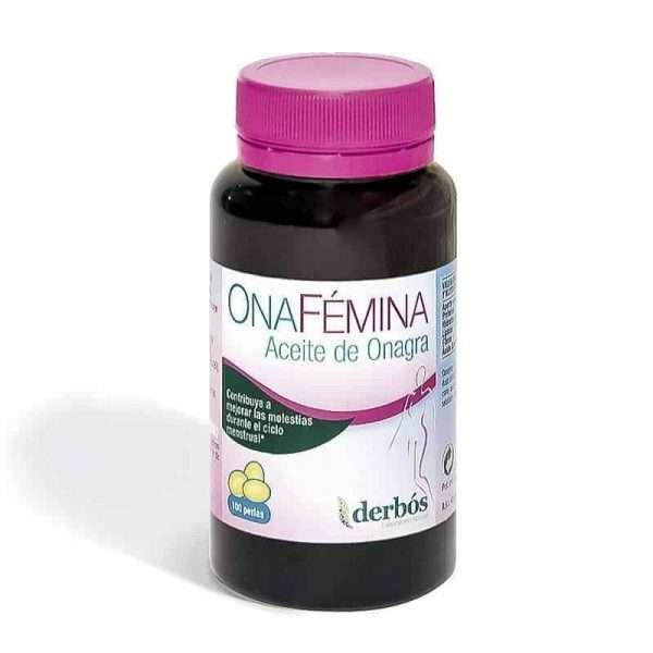 OnaFemina Aceite de Onagra Derbós 100 perlas