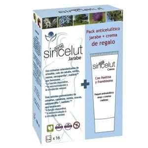 Sincelut Forte Jarabe + Crema Anticelulitis Bioserum 250ml
