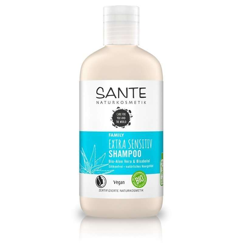 Champu Extra Sensitiv Bio-Aloe Vera & Bisabolol SANTE 250