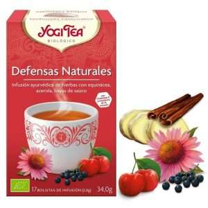 Defensas Naturales Yogi Tea 17 bolsitas