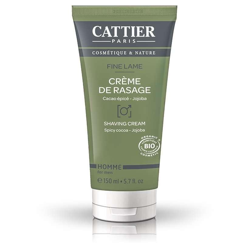 Crema de afeitar Bio Cattier 150ml