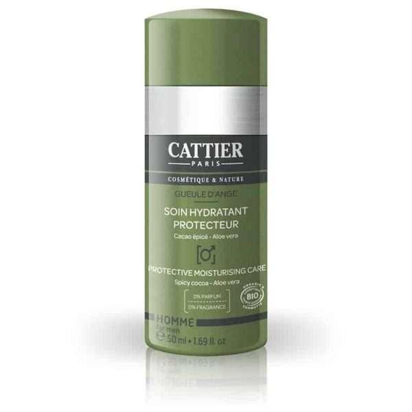 Crema hidratante protectora Bio Cattier 50ml