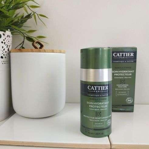 Crema hidratante protectora Bio Cattier