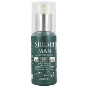 Emulsión Facial Post Afeitado Shilart Man 120ml