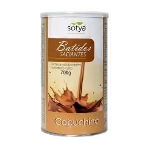 Batidos saciantes Sotya Capuchino