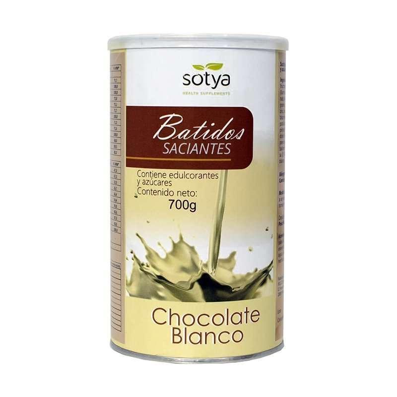 Batidos saciantes Sotya Chocolate Blanco