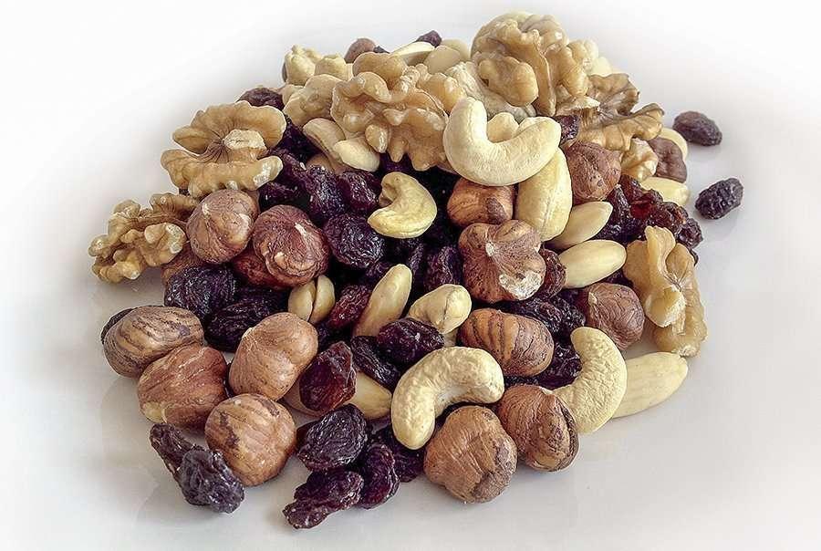 Nueces y Semillas - los 10 mejores alimentos contra un sistema inmunológico débil